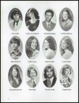 1975 Pittsfield High School Yearbook Page 44 & 45
