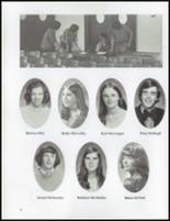 1975 Pittsfield High School Yearbook Page 52 & 53