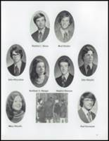 1975 Pittsfield High School Yearbook Page 54 & 55
