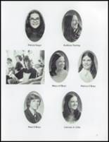 1975 Pittsfield High School Yearbook Page 56 & 57