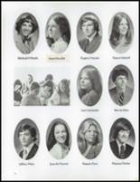 1975 Pittsfield High School Yearbook Page 58 & 59