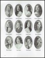 1975 Pittsfield High School Yearbook Page 62 & 63