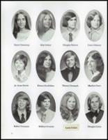 1975 Pittsfield High School Yearbook Page 68 & 69