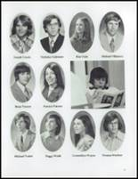 1975 Pittsfield High School Yearbook Page 70 & 71
