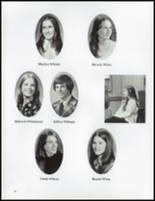 1975 Pittsfield High School Yearbook Page 72 & 73