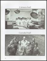 1975 Pittsfield High School Yearbook Page 104 & 105