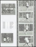 1975 Pittsfield High School Yearbook Page 110 & 111