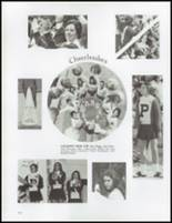 1975 Pittsfield High School Yearbook Page 116 & 117