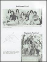 1975 Pittsfield High School Yearbook Page 142 & 143