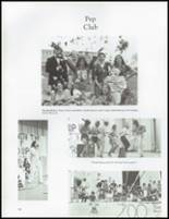 1975 Pittsfield High School Yearbook Page 144 & 145