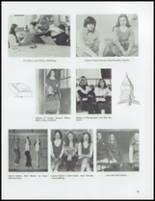1975 Pittsfield High School Yearbook Page 160 & 161