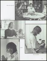 1975 Pittsfield High School Yearbook Page 166 & 167