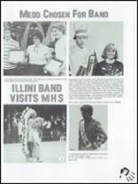 1983 Moline High School Yearbook Page 20 & 21