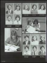 1983 Moline High School Yearbook Page 34 & 35