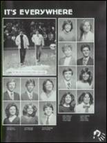 1983 Moline High School Yearbook Page 38 & 39