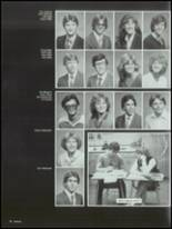 1983 Moline High School Yearbook Page 54 & 55