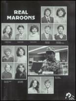 1983 Moline High School Yearbook Page 58 & 59