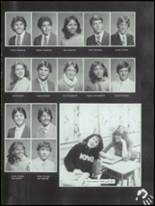 1983 Moline High School Yearbook Page 62 & 63