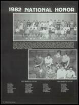 1983 Moline High School Yearbook Page 80 & 81