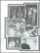 1983 Moline High School Yearbook Page 100 & 101