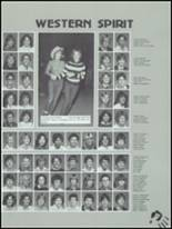1983 Moline High School Yearbook Page 104 & 105