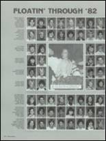 1983 Moline High School Yearbook Page 106 & 107
