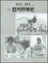 1983 Moline High School Yearbook Page 116 & 117