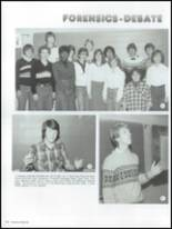 1983 Moline High School Yearbook Page 124 & 125