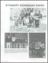 1983 Moline High School Yearbook Page 126 & 127