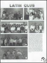 1983 Moline High School Yearbook Page 130 & 131