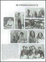 1983 Moline High School Yearbook Page 140 & 141
