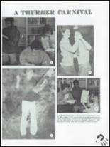 1983 Moline High School Yearbook Page 156 & 157