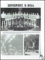 1983 Moline High School Yearbook Page 184 & 185