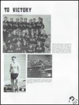 1983 Moline High School Yearbook Page 190 & 191