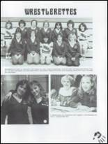 1983 Moline High School Yearbook Page 218 & 219