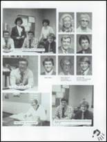 1983 Moline High School Yearbook Page 230 & 231