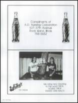1983 Moline High School Yearbook Page 266 & 267