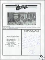 1983 Moline High School Yearbook Page 270 & 271