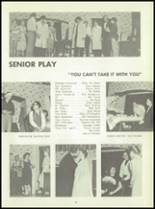 1961 Godwin Heights High School Yearbook Page 14 & 15