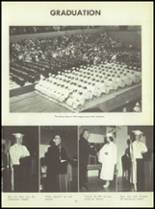 1961 Godwin Heights High School Yearbook Page 20 & 21