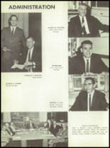 1961 Godwin Heights High School Yearbook Page 24 & 25