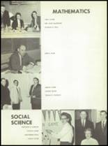 1961 Godwin Heights High School Yearbook Page 30 & 31