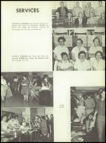 1961 Godwin Heights High School Yearbook Page 32 & 33