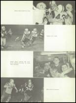 1961 Godwin Heights High School Yearbook Page 38 & 39