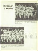 1961 Godwin Heights High School Yearbook Page 40 & 41