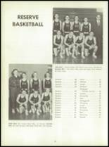 1961 Godwin Heights High School Yearbook Page 46 & 47
