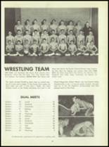 1961 Godwin Heights High School Yearbook Page 48 & 49