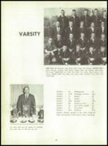 1961 Godwin Heights High School Yearbook Page 54 & 55