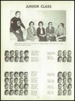 1961 Godwin Heights High School Yearbook Page 58 & 59