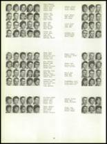 1961 Godwin Heights High School Yearbook Page 62 & 63